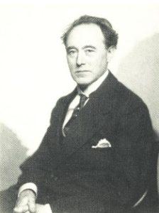 Felix Weingartner um 1914 Vorlage: Nicola Perscheid/Wikimedia Commons